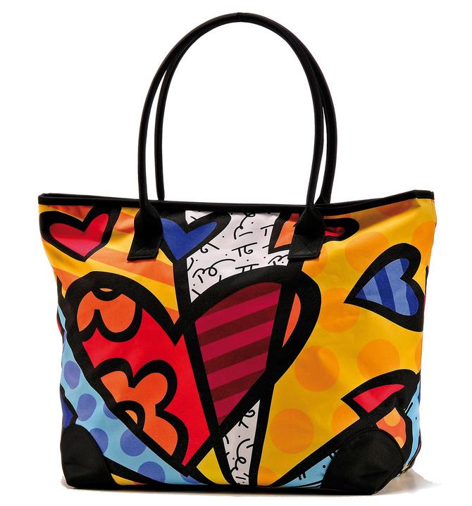 Shopping bag Romero Britto