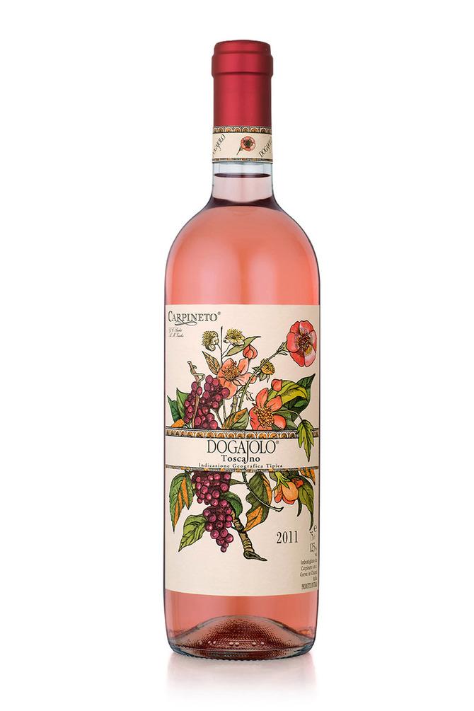 Vino rosè Dogajolo