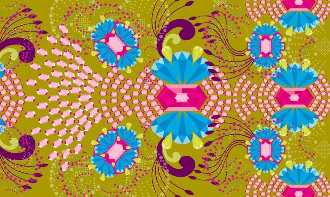 pattern thailandese