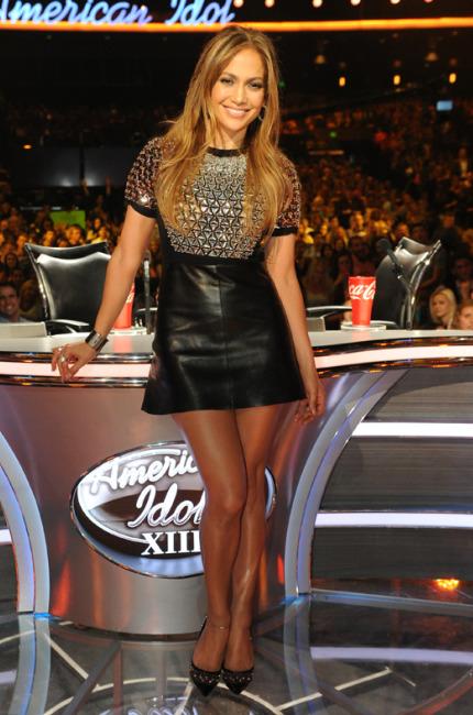 J-Lo, giudice in gonnella per American Idol
