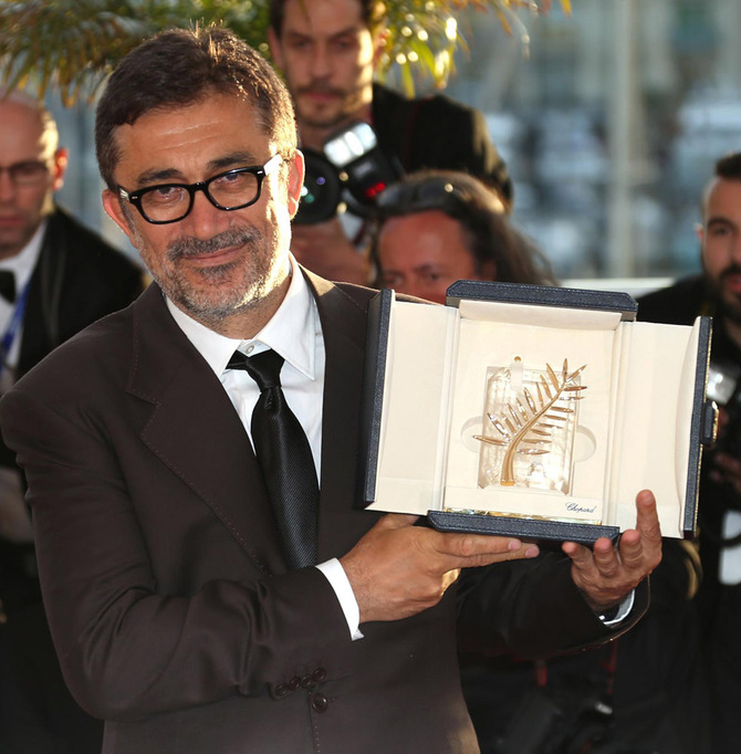 Nuri Bilge Ceylan a Cannes