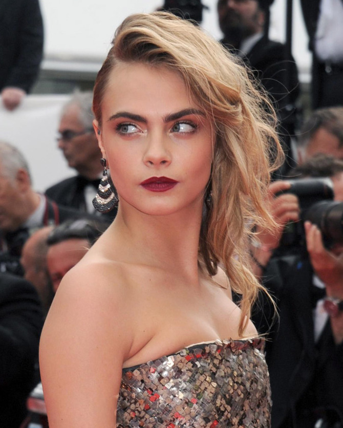 Cara Delevingne a Cannes