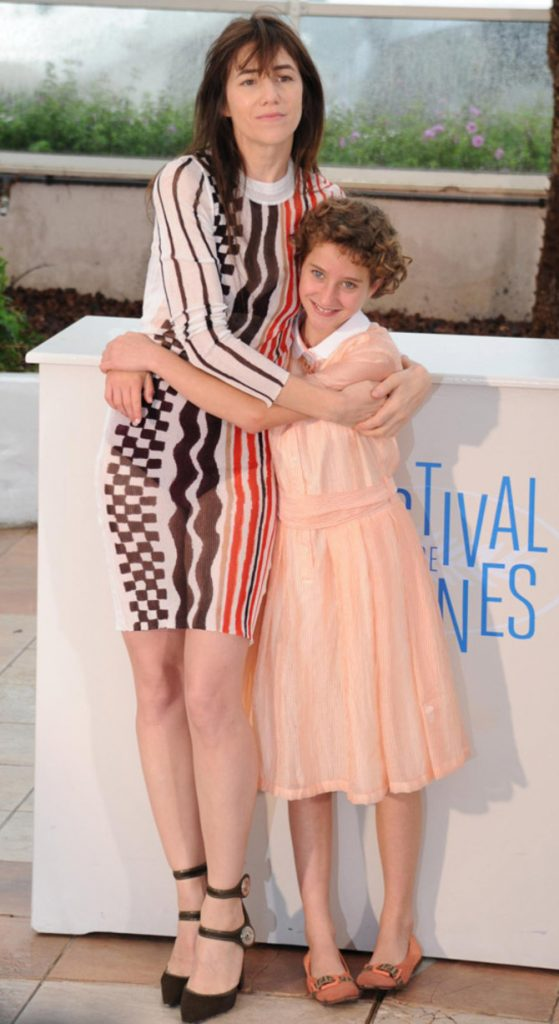 Charlotte Gainsbourg a Cannes