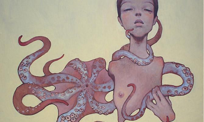 Tentacle Erotica: un libro per l'erotismo dei tentacoli