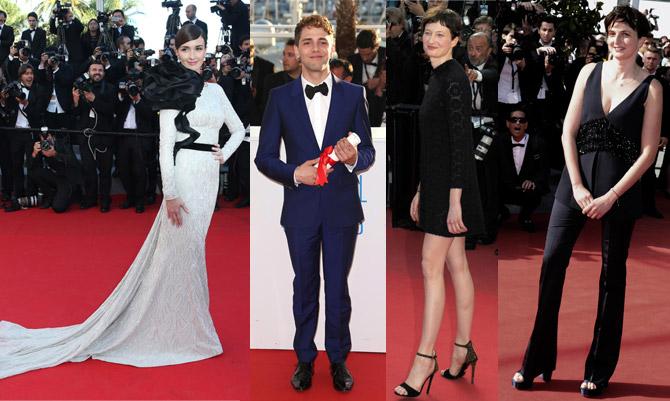 Cannes: i look da premiazione