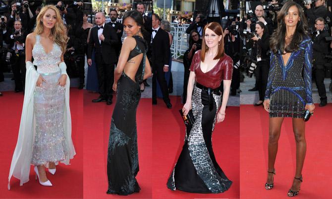 Cannes 2014: i look della seconda giornata