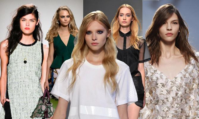 Onde sui capelli: il trend è spettinato