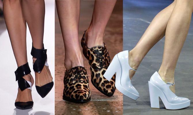 Il ritorno in grande Stile delle scarpe a punta