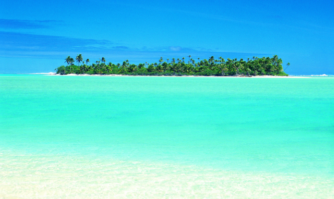 Atollo corallino