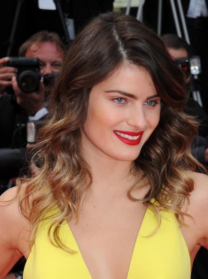 Isabeli Fontana a Cannes