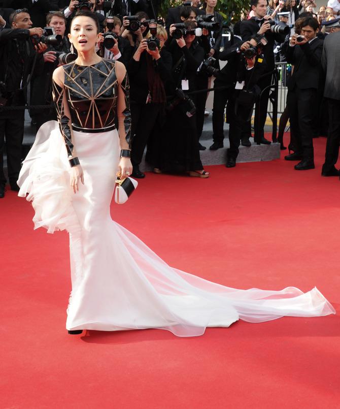Zhang Ziyi a Cannes