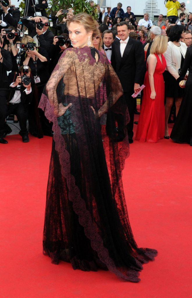 Karlie Kloss a Cannes