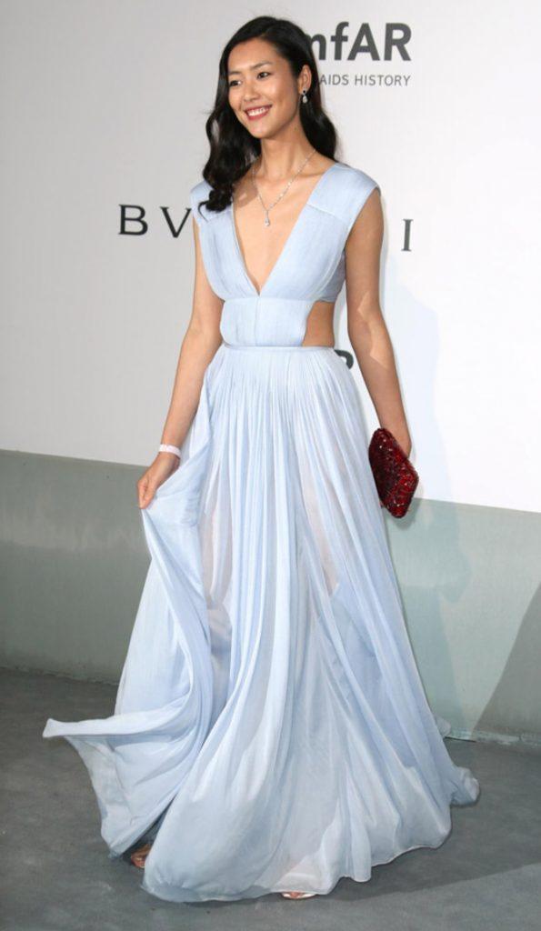 Liu Wen a Cannes