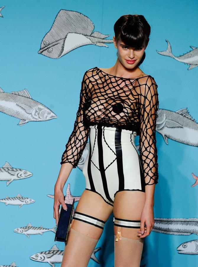 Top e shorts Olympia Le Tan