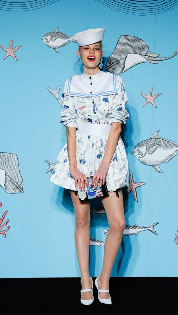 buy popular 4334d e7e58 Navy e pin-up: la moda torna agli anni '50 - www.stile.it