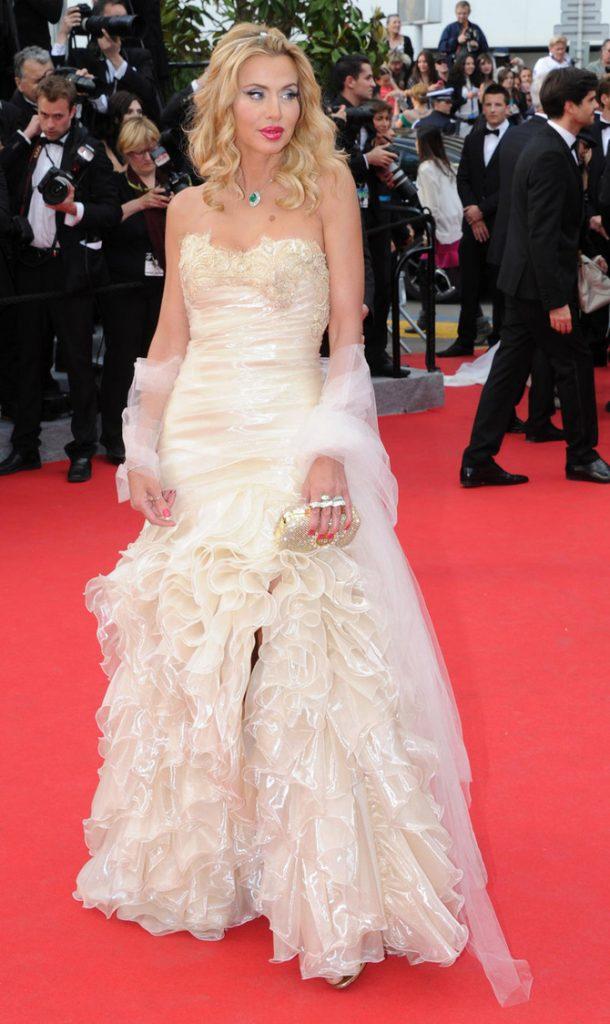 Valeria Marini a Cannes