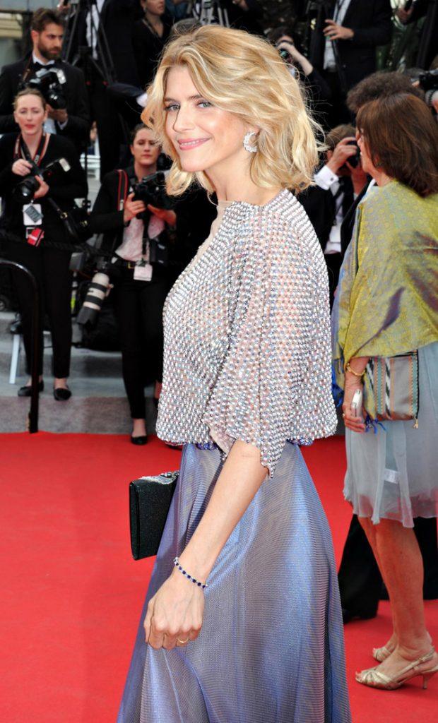 Alice Taglioni a Cannes