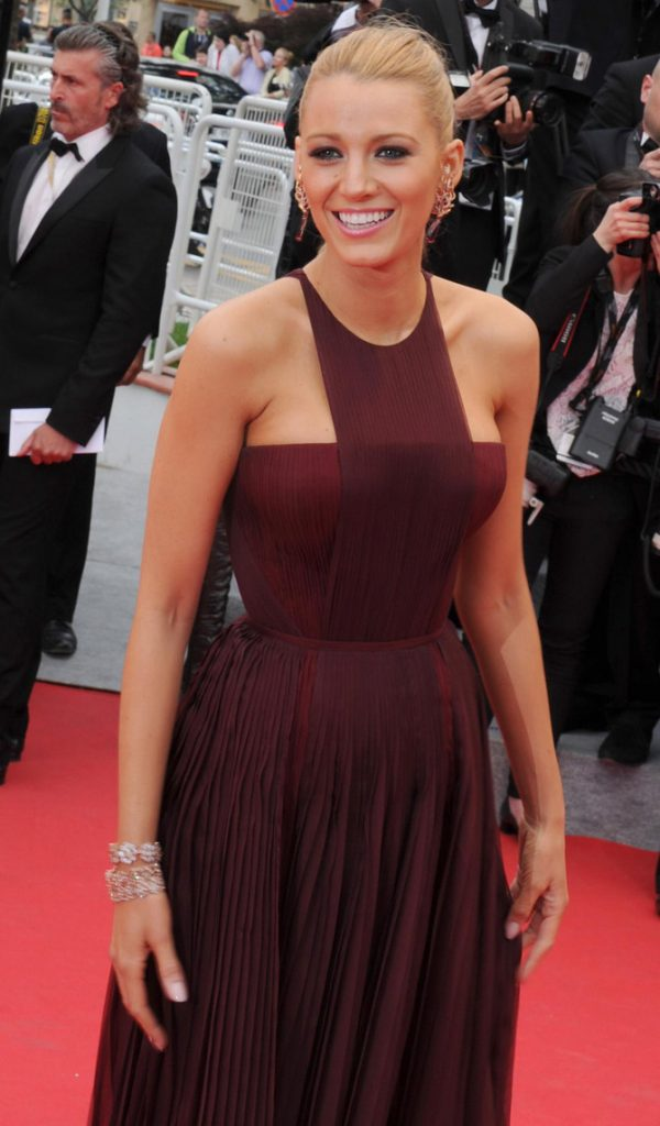 Blake Lively a Cannes