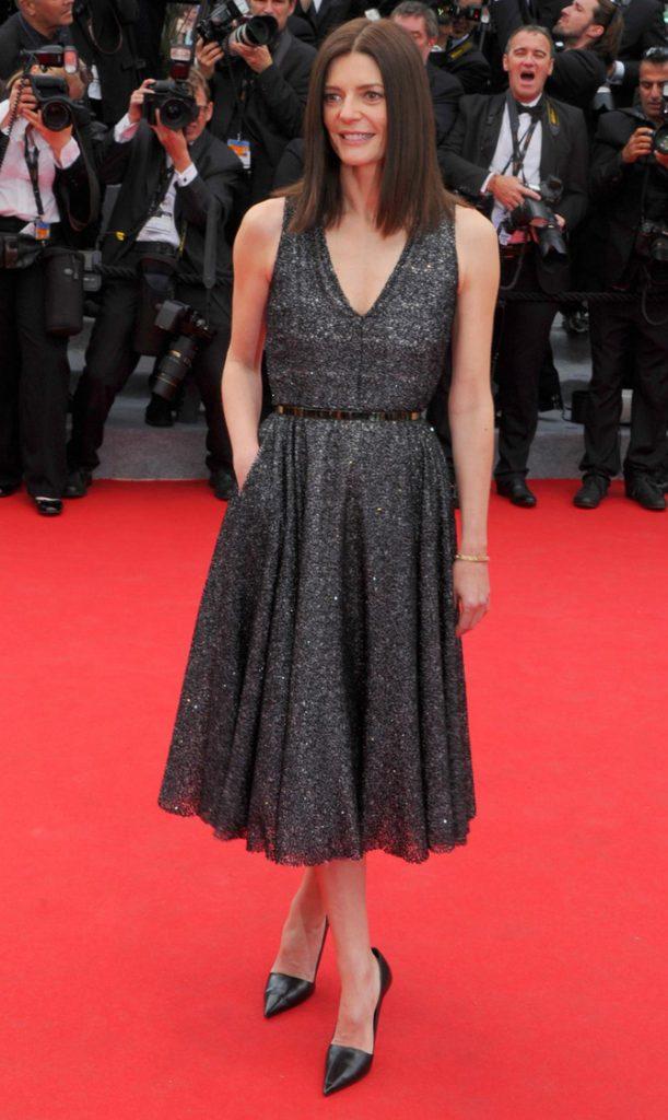 Chiara Mastroianni a Cannes