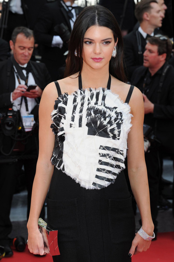Kendal Jenner a Cannes