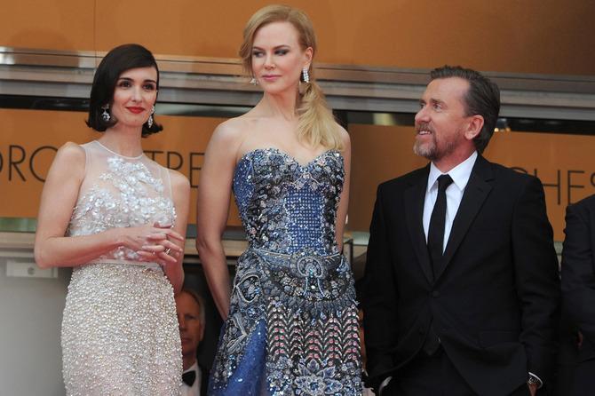 Paz Vega, Nicole Kidman e Tim Roth