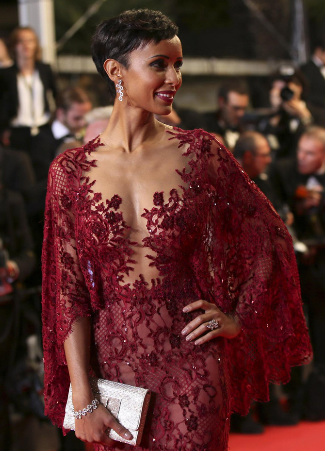 Sonia Rolland a Cannes