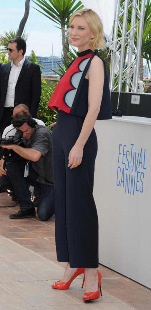Cate Blanchett a Cannes