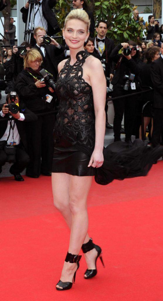Sarah Marshall a Cannes