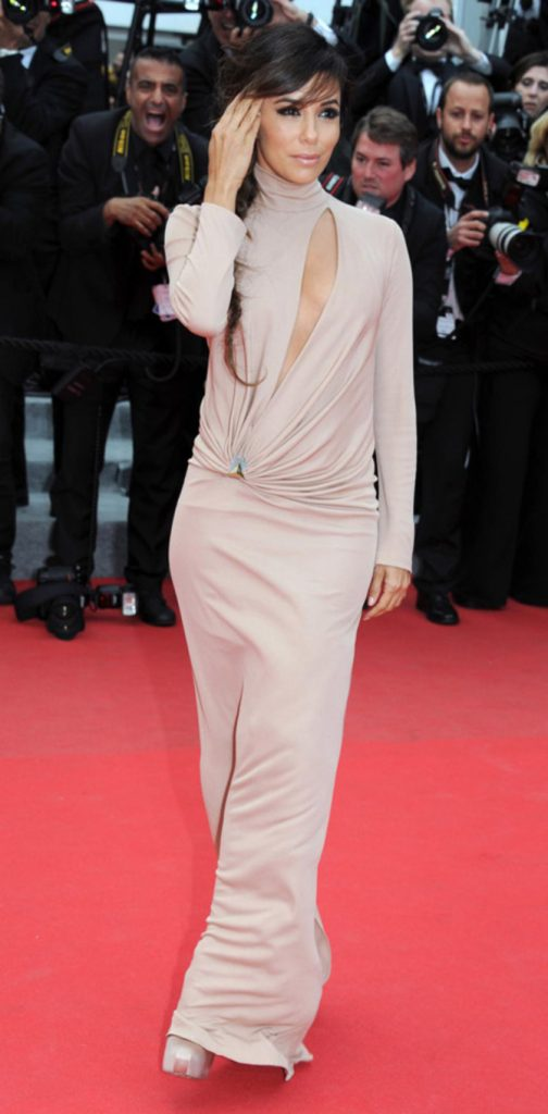 Eva Longoria a Cannes