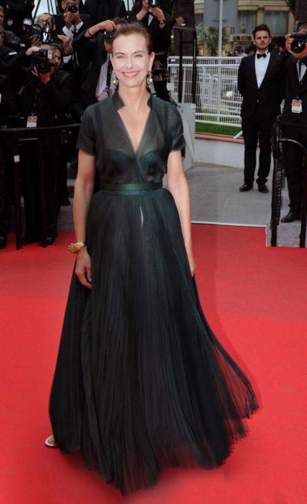 Carole Bouquet a Cannes