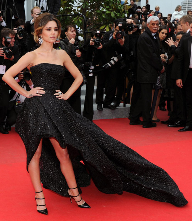 Cheryl Cole a Cannes