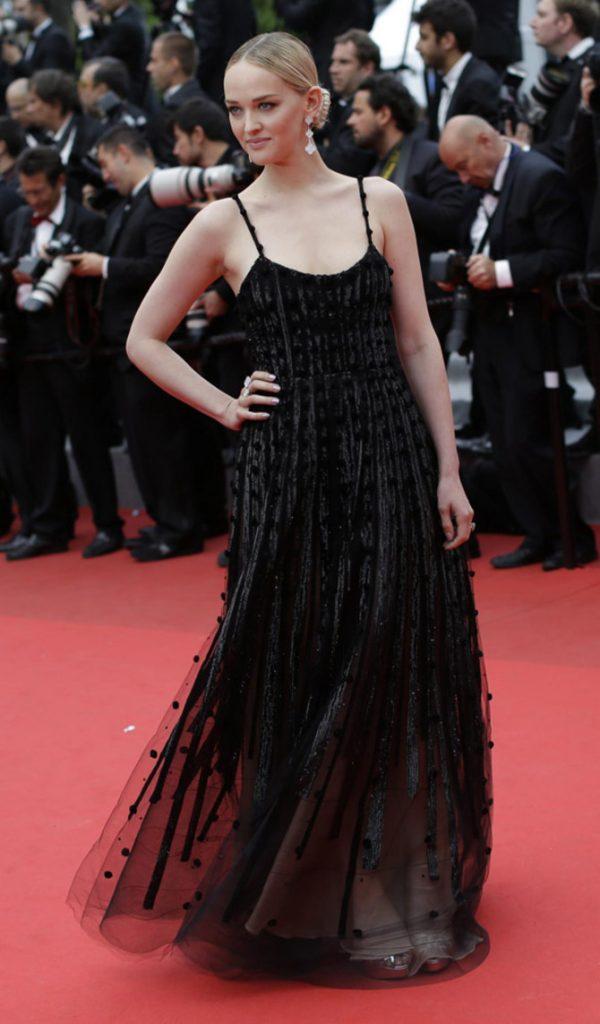 Jess Weixler a Cannes