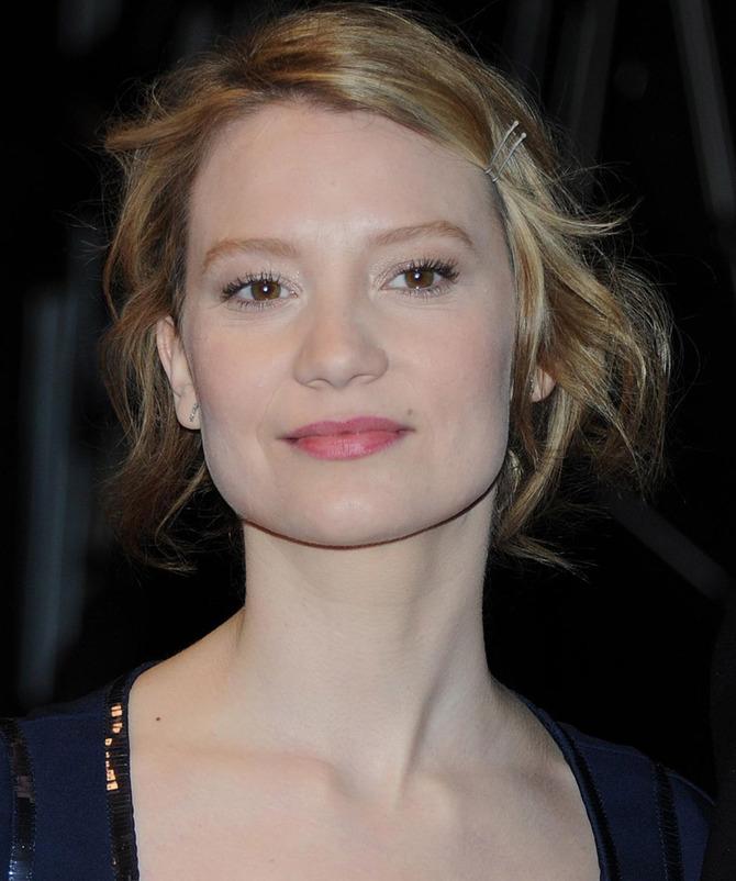 Mia Wasikowska a Cannes