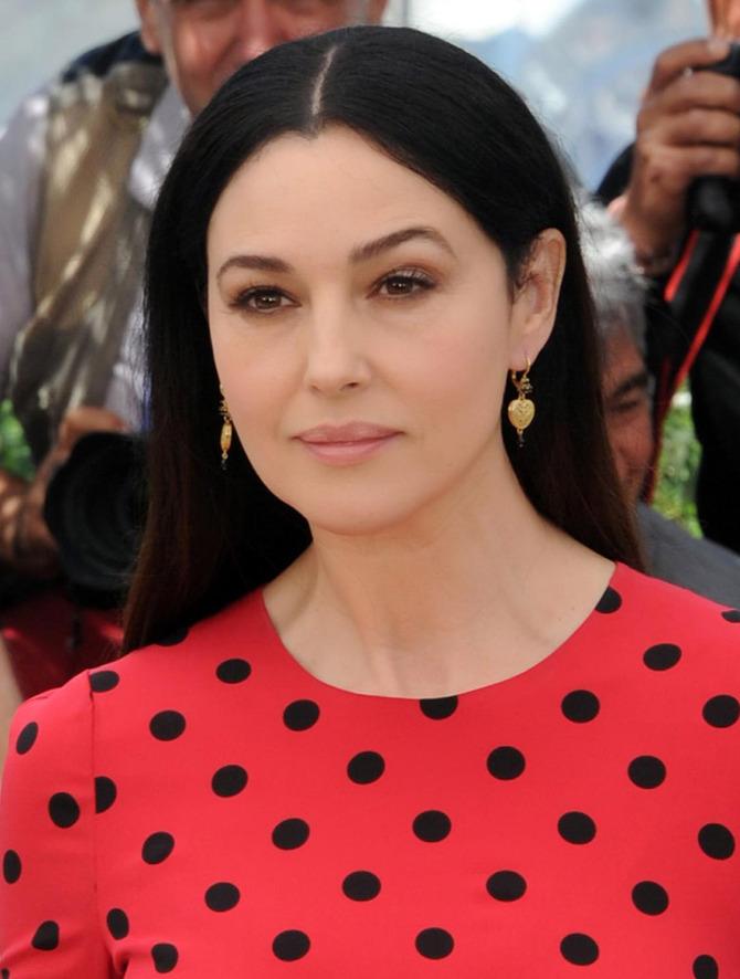 Monica Bellucci a Cannes
