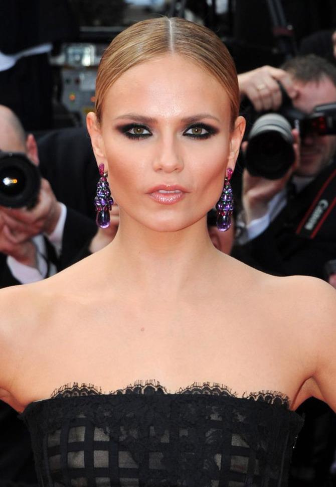 Natasha Poly a Cannes