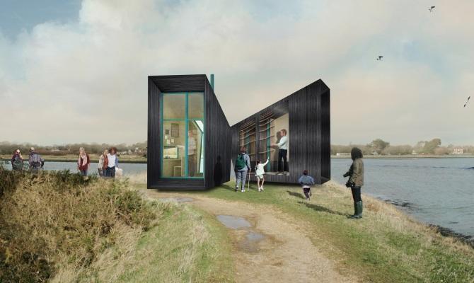 The Observatory, la casa per artisti
