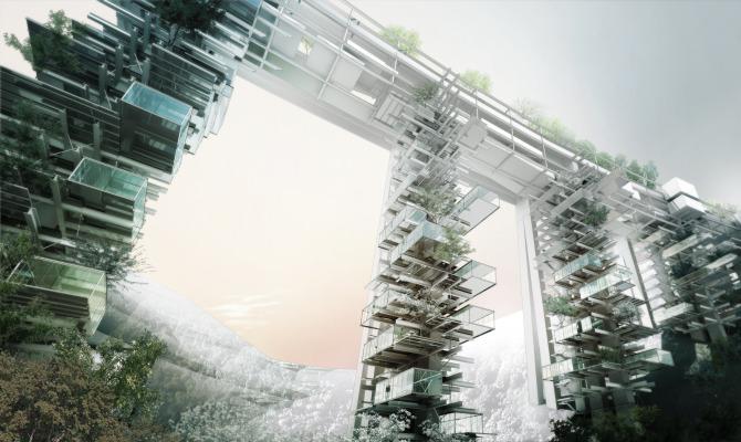 Villaggi verticali: la nuova faccia dell'A3