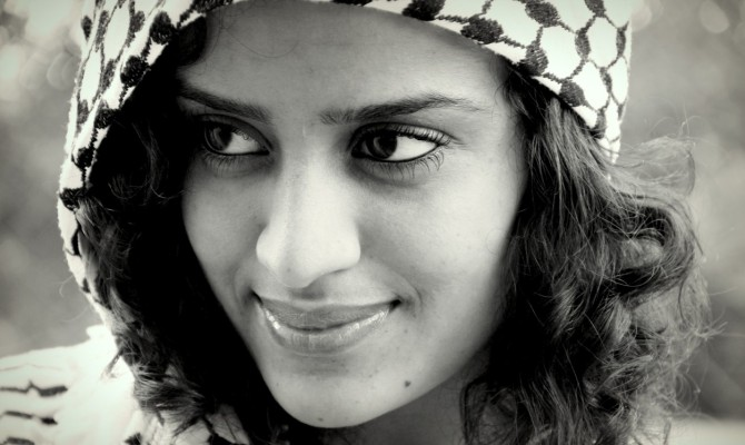 Attivista palestinese