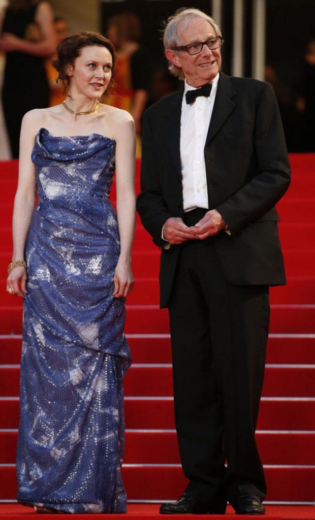 Simone Kirby a Cannes