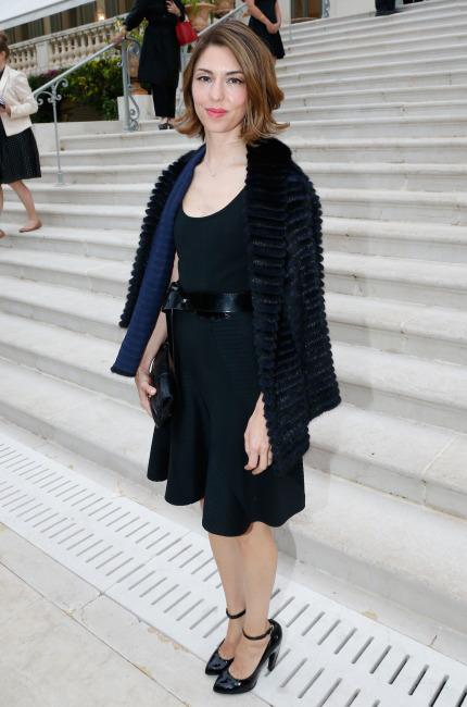 Sofia Coppola in Fendi