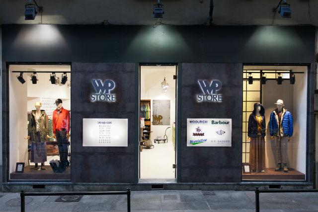 A Torino apre un WP Store da gustare