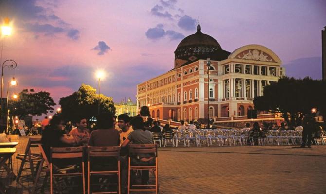 Alla scoperta di Manaus, la città che tifa Italia