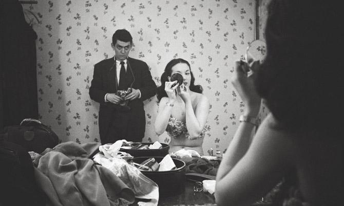 Occhi ben aperti sugli scatti di Kubrick