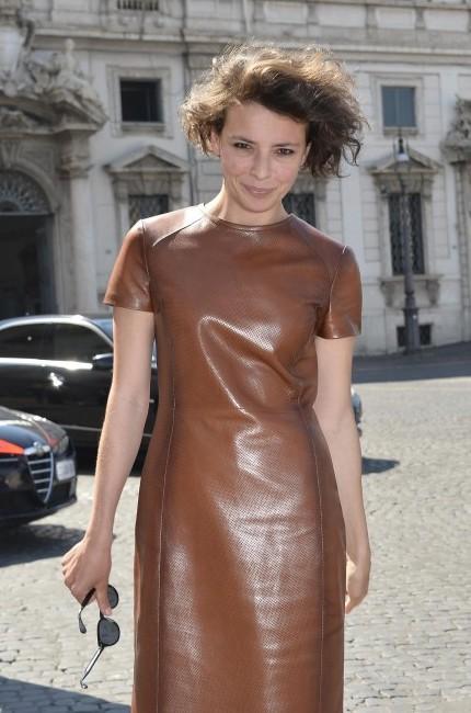 Jasmine Trinca in Prada
