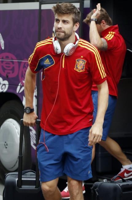Difensore Barcellona Gerard PiquÉ