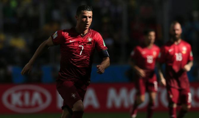 Mondiali. Ronaldo il calciatore più pagato del 2014