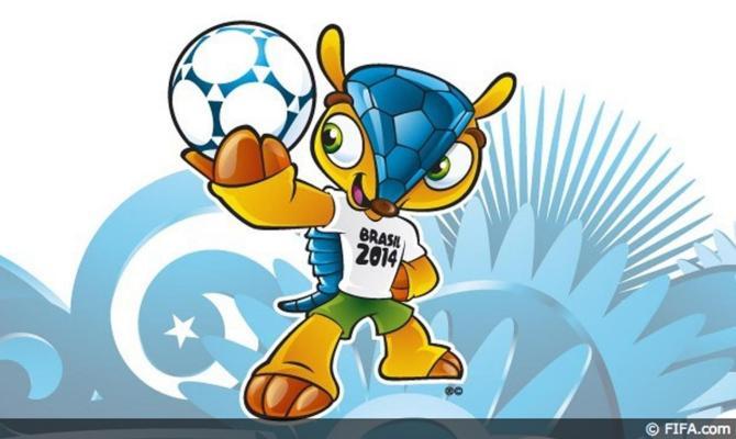 Fuleco i suoi amici: le mascotte dei mondiali