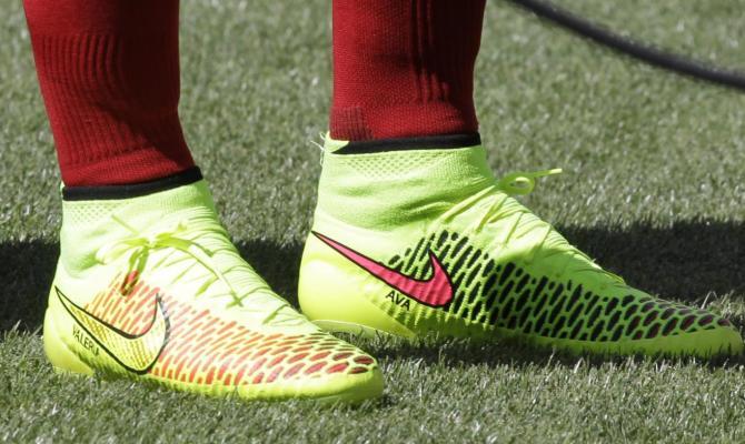 Febbre da scarpino, i top brand ai piedi dei Mondiali