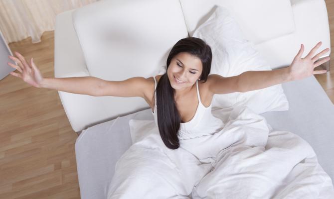 Alzarsi dal letto
