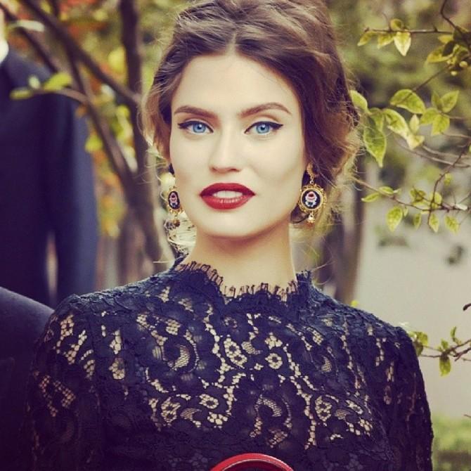 Bianca Balti per Dolce&Gabbana
